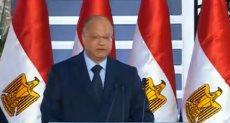 محافظ القاهرة خالد عبدالعال