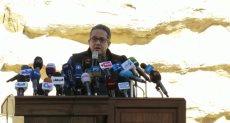 الدكتور خالد العنانى، وزير الآثار،