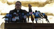 """وزير الآثار ينفي شائعة ترميم المعبد اليهودى بـ """"مليار ونصف جنيه"""""""