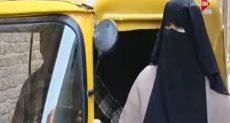 """""""كل يوم"""" يعرض تقريراً مؤثراً حول سيدة تعمل سائقة توك توك"""