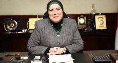 الدكتورة نيفين جامع الرئيس التنفيذي لجهاز تنمية المشروعات المتوسطة والصغيرة ومتناهية الصغر