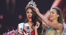الفلبينية كاتريونا ملكة جمال العالم