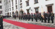 قصر الرئاسة فى النمسا