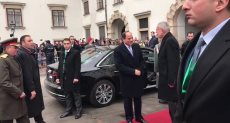 السيسى ورئيس النمسا