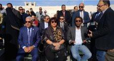 الدكتورة ايناس عبد الدايم وزيرة الثقافة