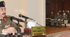 اللواء أشرف عطية عبدالبارى مدير إدارة التجنيد والتعبئة