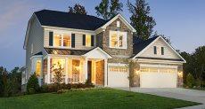 مبيعات المنازل في أمريكا