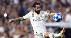 ايسكو لاعب ريال مدريد