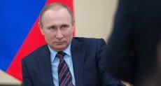 الرئيس الروسى فلاديمير بوتين - أرشيفية