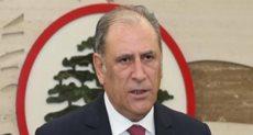 جمال جراح وزير الاتصالات اللبنانى