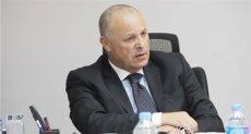 هانى ابو ريدة رئيس الاتحاد المصرى لكرة القدم