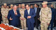 أكبر 10 مكاسب لمصر تؤكدها افتتاحات الصوب الزراعية