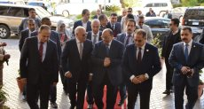وزير التنمية المحلية يشارك فى العيد القومى لبورسعيد