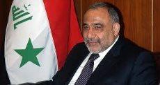 عادل عبد المهدى رئيس الوزراء العراقى