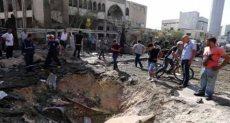 الهجوم على الخارجية الليبية