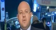 أسامة الشافعى رئيس مجلس إدارة شركة أسواق مصر إكسبريس