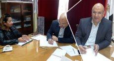 اللواء خالد عليوه رئيس هيئة النقل العام بالاسكندرية