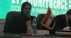 الدكتورة رشا زيادة رئيس الإدارة المركزية للصيدلة بوزارة الصحة