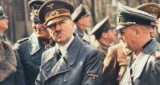 الزعيم النازي أودلف هتلر