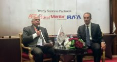 وزير الاتصالات عمرو طلعت في ضيافة منظمة اتصال