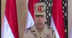 اللواء أركان حرب على عادل عشماوى قائد المنطقة الشمالية العسكرية