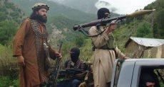 عناصر  حركة طالبان - أرشيفية
