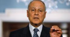 أحمد أبو الغيط الامين العام لجامعة الدول العربية