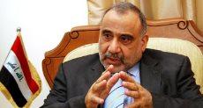 عادل عبد المهدي - رئيس الوزراء العراقى