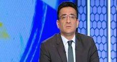 المعلق الرياضي محمد السباعي