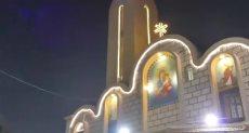 احتفالية داخل كنائس