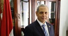 الدكتور مجدي عبد العزيز مستشار وزير المالية لشؤون الجمارك