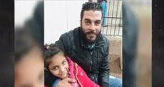 محمد زكى والد الطفلة المختطفة بالإسماعيلية