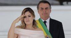 زوجة رئيس البرازيل جاير بولسونارو
