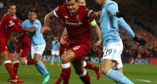 منافسة حامية بين ليفربول ومانشستر سيتي على صدارة الدوري الإنجليزي