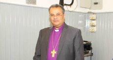 الدكتور القس أندريه زكى رئيس الهيئة الإنجيلية