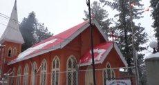 عائلة مسلمة تتكفل بوصاية وصيانة كنيسة فى باكستان