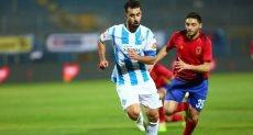 عبد الله السعيد - لاعب بيراميدز