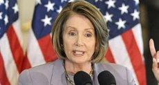 نانسى بيلوسى رئيسة مجلس النواب الأمريكى