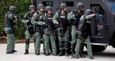 الشرطة الأمريكية