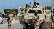 الجيش الليبى -أرشيفية