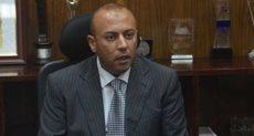 محافظ المنوفية السابق هشام عبد الباسط