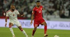 مباراة الإمارات والبحرين