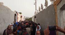 جنازة الشهيد مصطفى عبيد