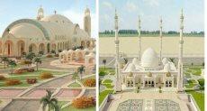 مسجد وكاتدرائية العاصمة الإدارية