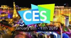 معرض الإلكترونيات الاستهلاكية CES 2019