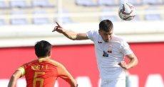 مباراة الصين ضد قيرغيزستان