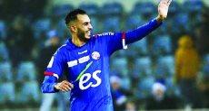 اللاعب المغربى خالد بوطيب