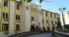 مستشفى جامعة المنصورة