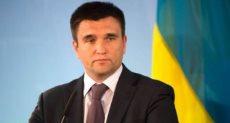 وزير الخارجية الأوكراني بافلو كليمكين