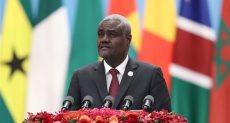 موسى فقيه - رئيس مفوضية الاتحاد الأفريقى